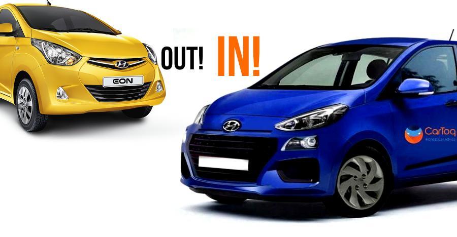 Hyundai Eon gets MASSIVE discount ahead of Santro's launch