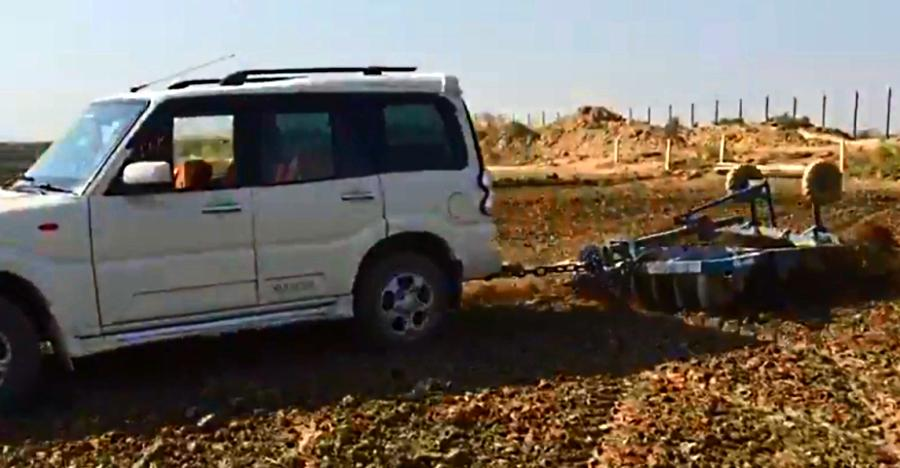 Indian SUVs that replaced tractors: Mahindra Scorpio to Toyota Fortuner [Video]