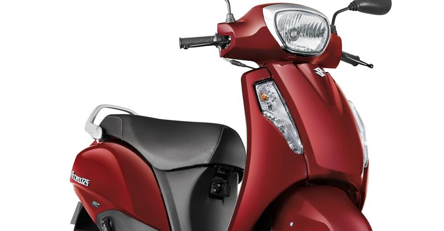 Suzuki Access 125 gets combi-braking system to take on Honda Activa 125 automatic scooter