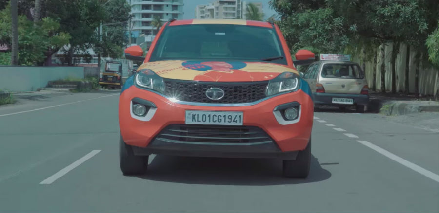 Tata Nexon in 2018 FIFA World Cup colours is a FEAST for football fans [Video]