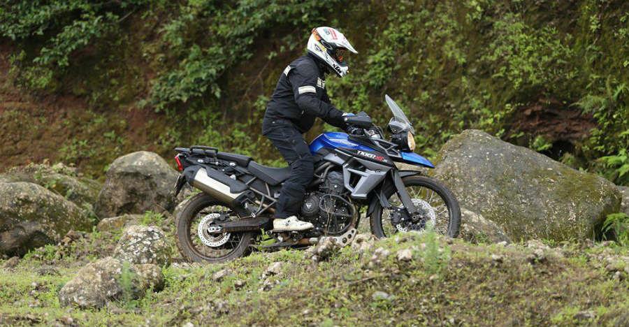 15 Triumph Tiger customers to take on extreme roads of Spiti Valley