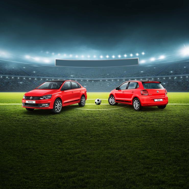 Volkswagen Polo, Vento & Ameo 'Sport' Special Edition Cars