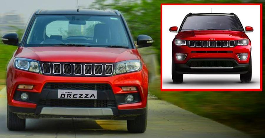 Wannabe cars of India; From Maruti Vitara Brezza to Jeep Compass, to Bolero-Pajero & more