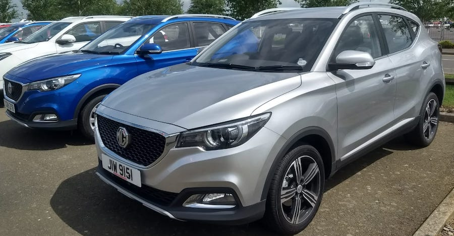 First impressions of MG ZS SUV – Ford EcoSport's global rival