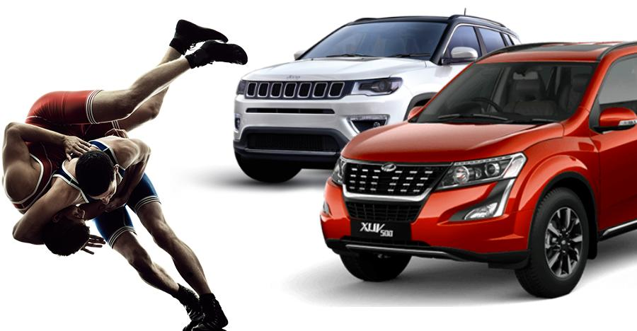 New Mahindra XUV500 OUTSELLS Jeep Compass: Here's why