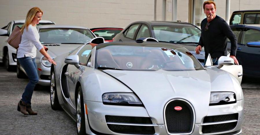 10 FAMOUS Bugatti Veyron hypercar owners