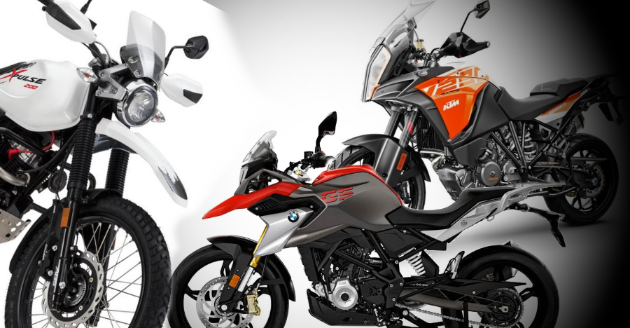 KTM 390 Adventure / BMW G 310 GS too expensive? Have a look at the Hero XPulse