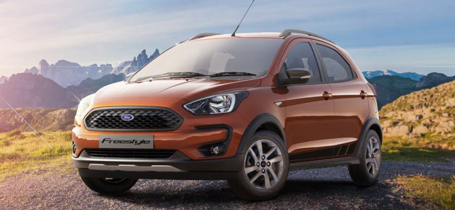Figo Freestyle Automatic? Ford MD throws a hint