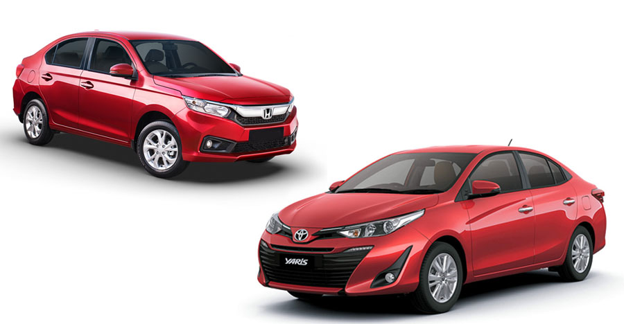 Toyota Yaris & Honda Amaze show that India is going automatic: Proof