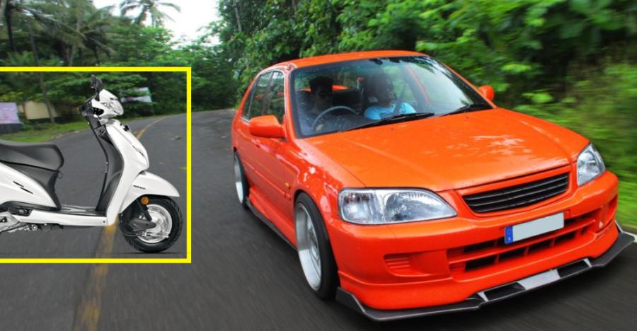 10 reliable, USED cars at the price of an Activa: Honda City to Mitsubishi Lancer
