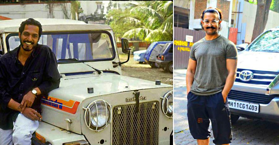 Humble cars of Bollywood: Nana Patekar's Mahindra Jeep to Aamir Khan's Toyota Fortuner