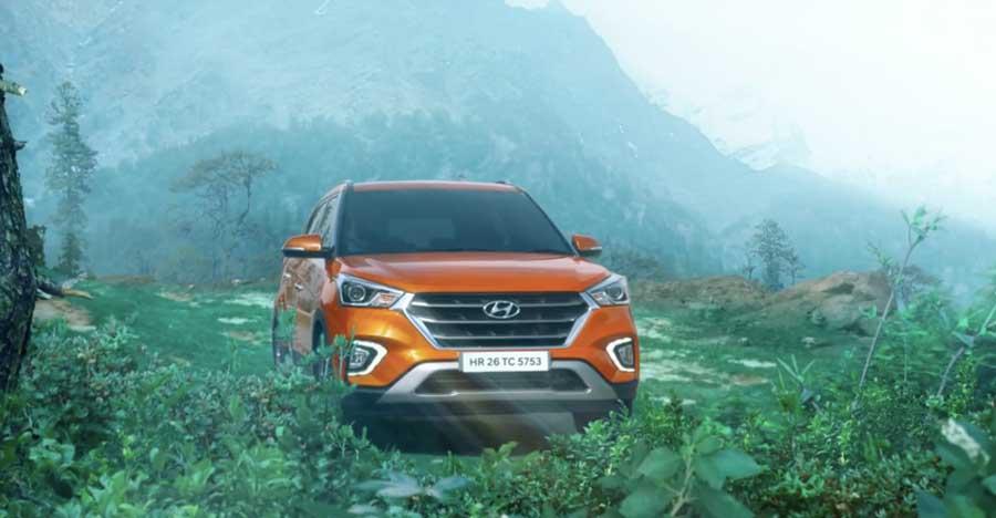 New Hyundai Creta Facelift: Brand new TVC released [Video]