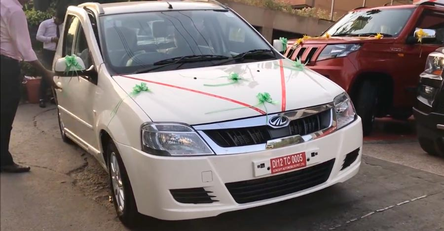 Mahindra eVerito D2 electric sedan: Check it inside-out on video