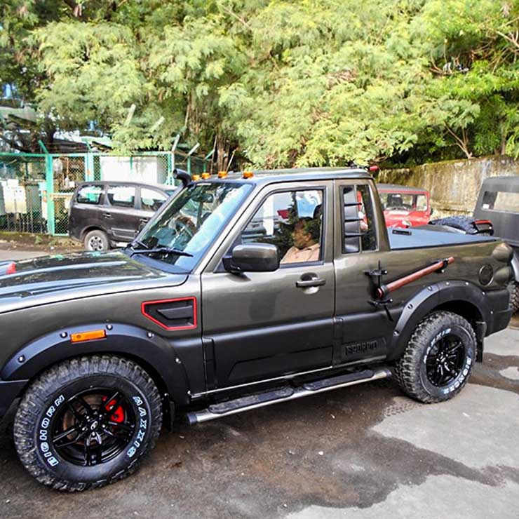 Mahindra Scorpio: 5 BRUTE mod jobs you can opt for in India