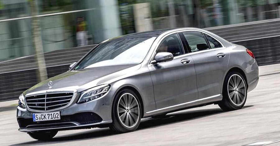 Mercedes-Benz C-class facelift confirmed for India, Launch timeline REVEALED