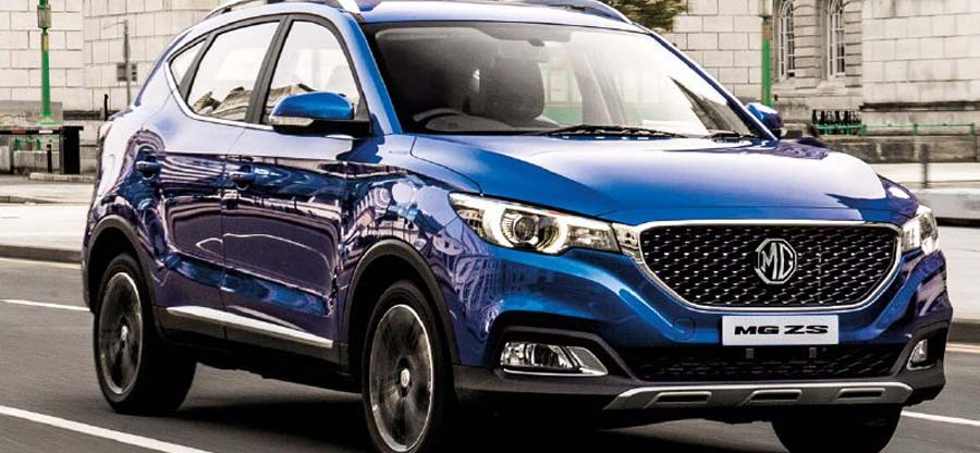 MG Motor considering ZS electric SUV for India