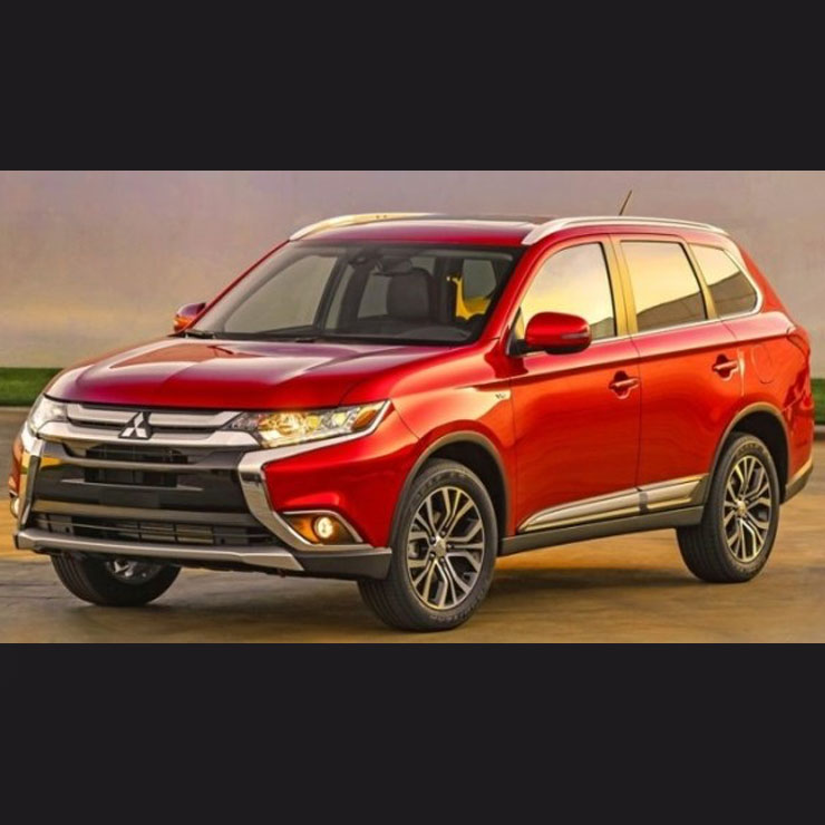 New Mitsubishi Outlander Suv Launched In India