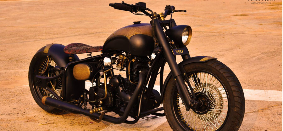 This Royal Enfield Thunderbird 350 Modification is a Delight for Enthusiasts!
