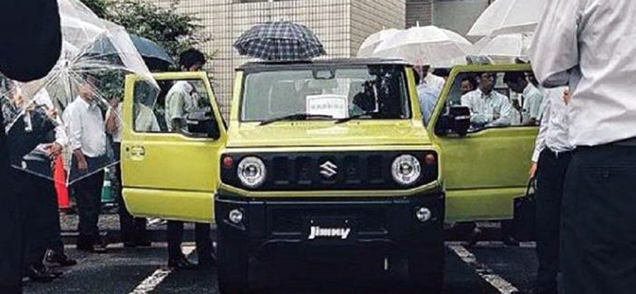 All-new Suzuki Jimny to be officially unveiled soon; Features & other details leaked online