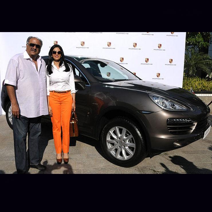 Janhvi Kapoor, Boney Kapoor & Their Luxury Cars: Range