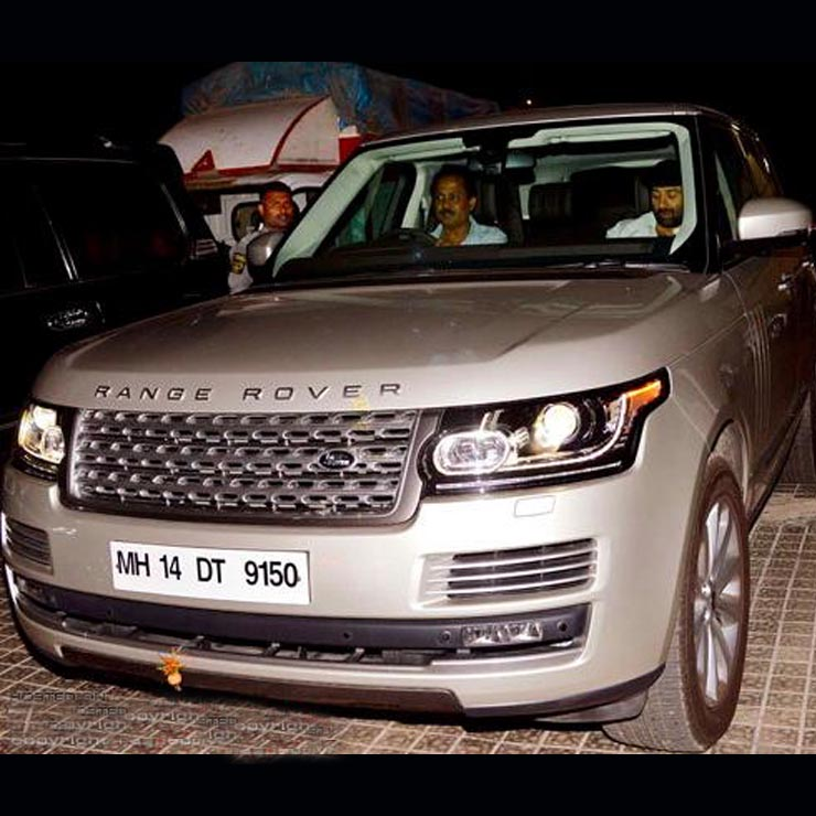 Luxury SUVs Of The Dharmendra Family