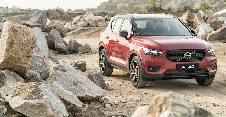 Volvo XC40 Luxury SUV: New variants launched after high demand