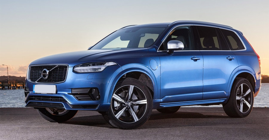 Volvo XC90 Hybrid SUV gets cheaper by a MASSIVE Rs. 35 lakh – Here's how