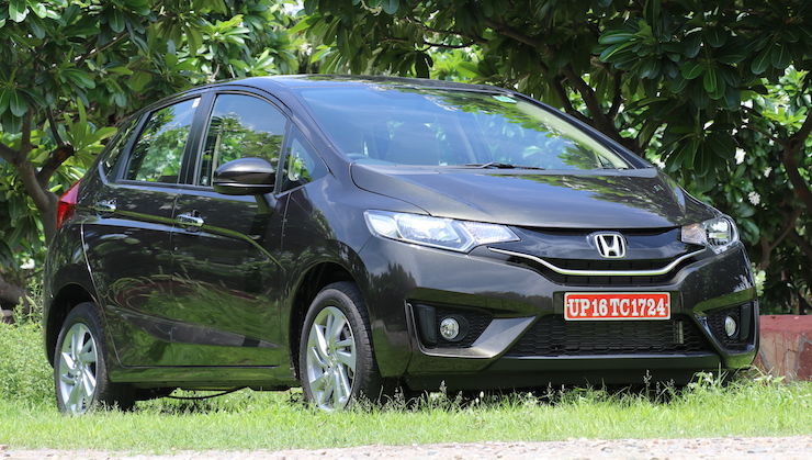 Image result for 2018 Honda Jazz Petrol CVT: CarToq Review