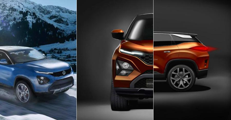 Tata Harrier official teaser video released: Shows SUV being tested for durability