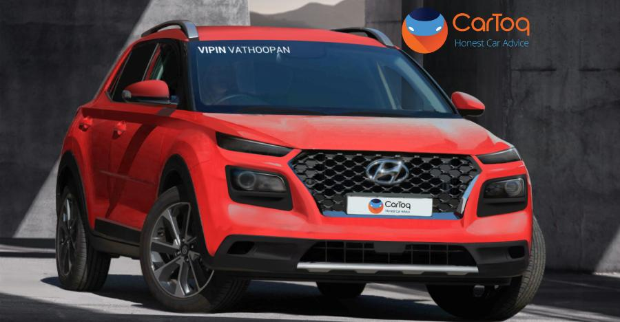 Exclusive: Hyundai's compact SUV (Brezza rival) first look render!