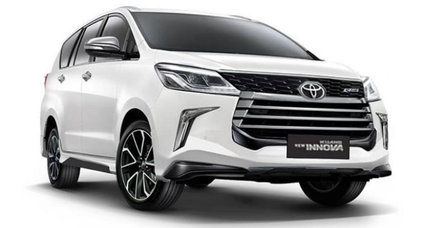 Upcoming Toyota Innova 2020