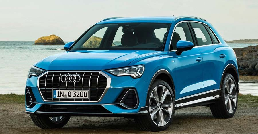 All-new Audi Q3 revealed, & it's India-bound!
