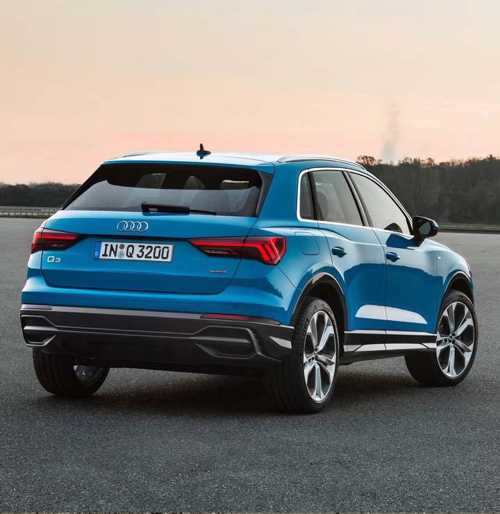 All-new Audi Q3 Revealed, & It's India-bound