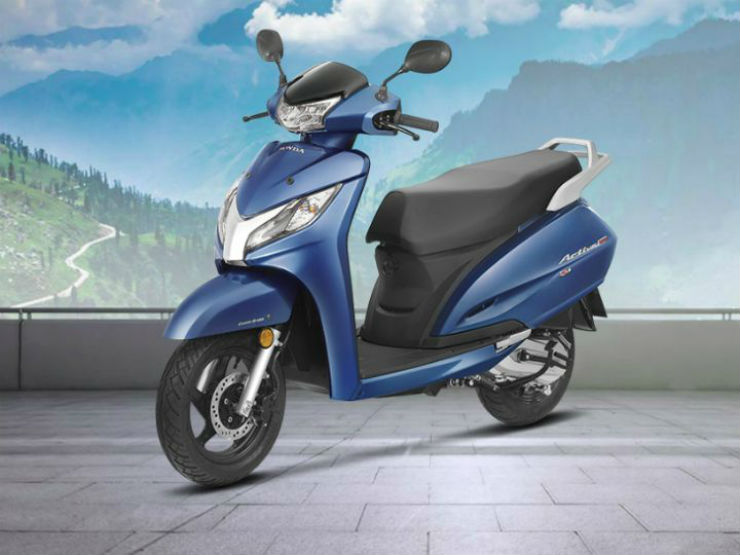 2018 Honda Activa 125 Launched With New Features