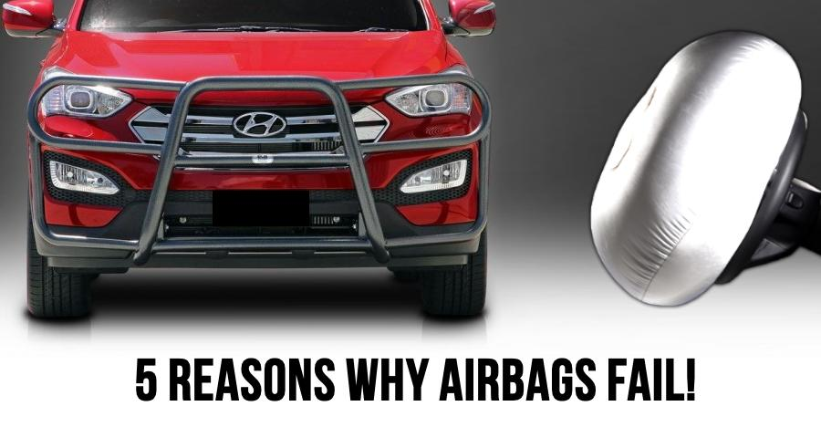 Airbags may not always save you: Here is why