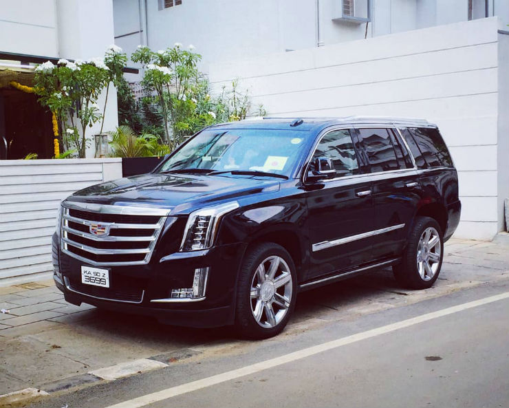 5 Awesome Exotic Cars Suvs In India From Cadillac Escalade To