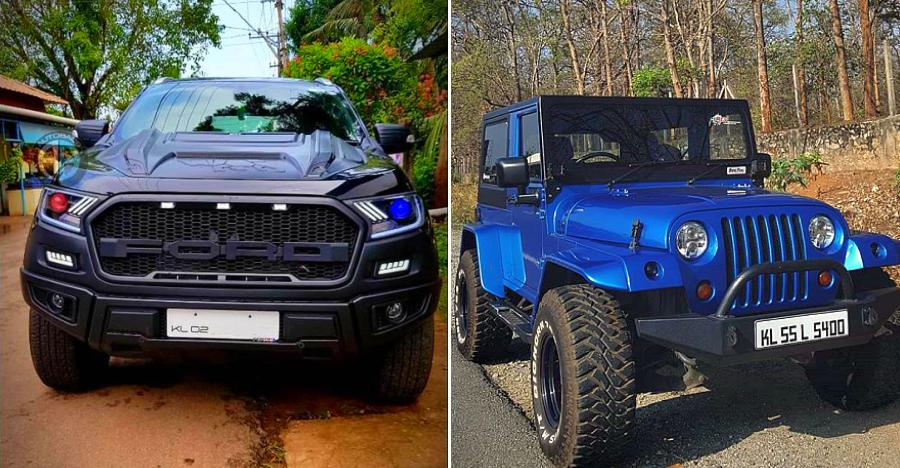 6 GORGEOUSLY modified SUVs of India: Toyota Fortuner to Renault Duster