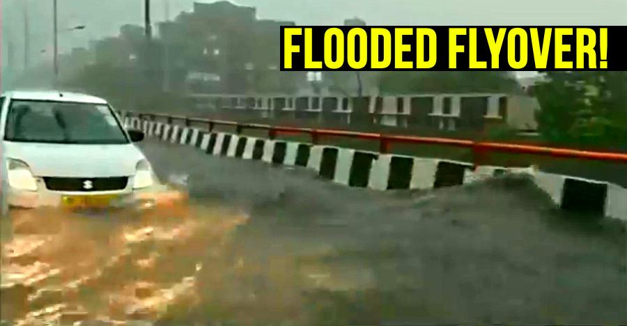 Elevated road FLOODED: No it did not happen [Video]