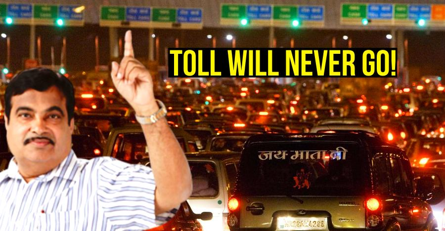 Nitin Gadkari says 'highway toll will NEVER go': Here's why