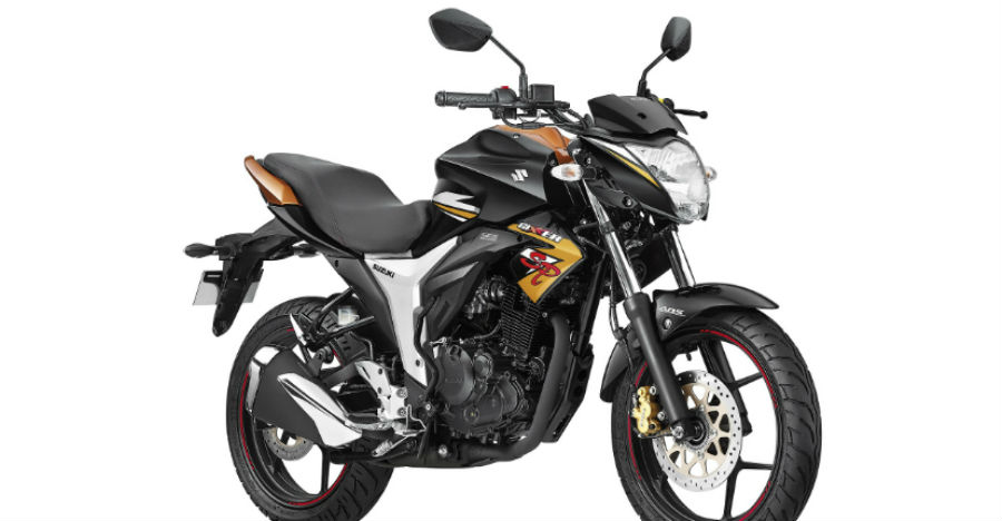 UPDATED 2018 Suzuki Gixxer SP & Gixxer SF SP now available: Details