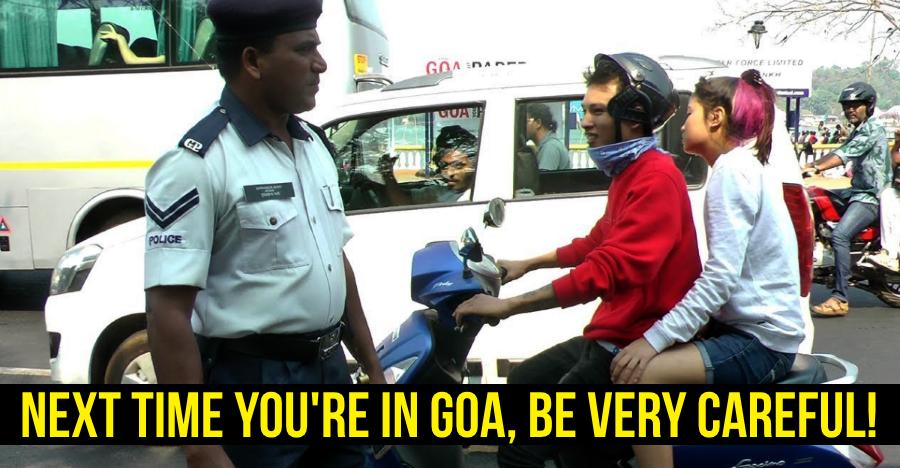 'Jail without bail' for drink & drive: Goa Police!