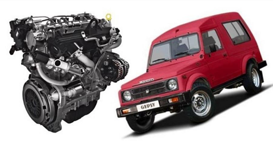 Fancy a diesel powered Maruti Gypsy 4×4? This one uses the Swift engine [VIDEO]