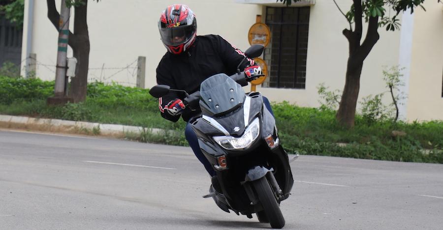 Suzuki Burgman 125 Review : Should the TVS NTorq & Honda Grazia be worried?