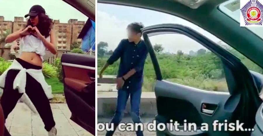 Mumbai Police warns people about taking the 'KIKI challenge' outside moving cars [Video]