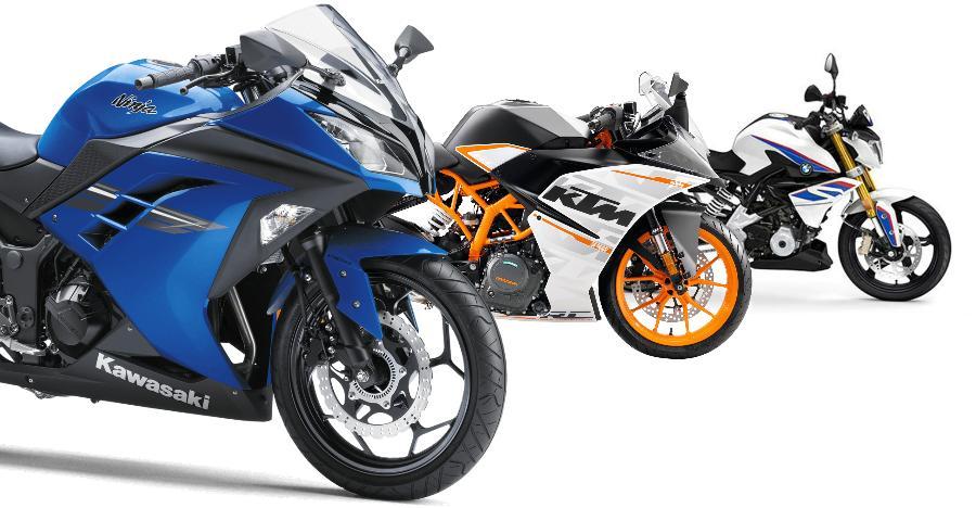 Kawasaki Ninja 300 relaunched with a MASSIVE price drop