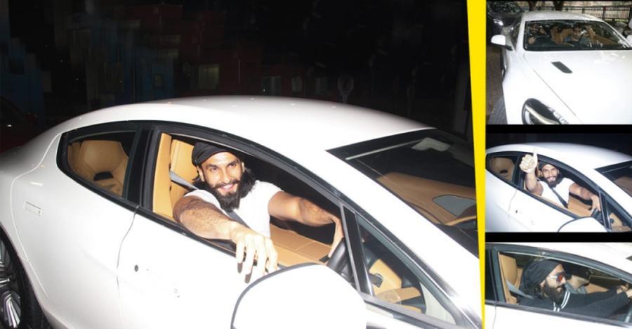Ranveer Singh to Varun Dhawan: Luxury cars of Bollywood's 'Young' Stars