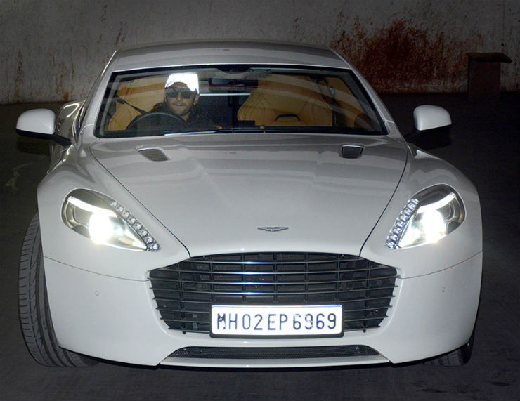 Birthday Boy Ranveer Singh His Super Expensive Cars From Aston