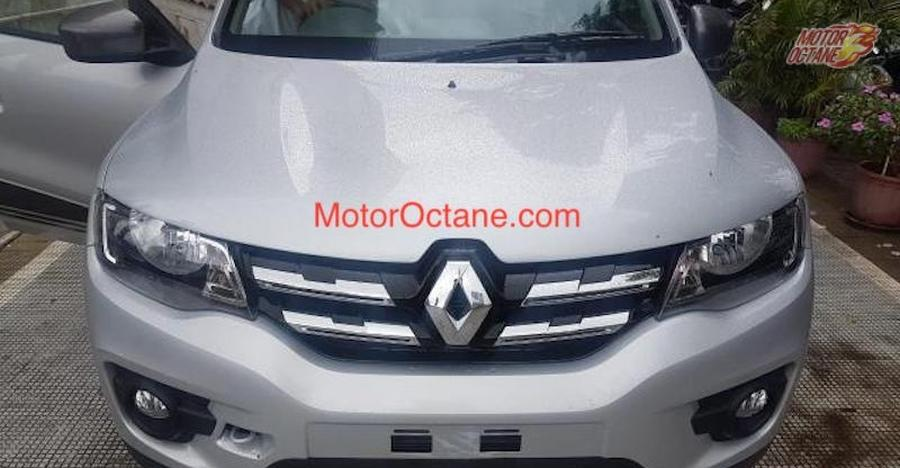 Renault Kwid Facelift: This is IT!
