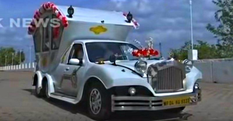 This Rolls Royce is India's UGLIEST [Video]