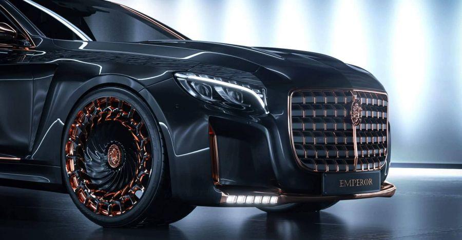 Meet the BADASS Maybach that makes a Rolls Royce feel cheap!
